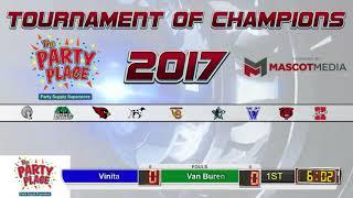 TOC: Vinita vs. Van Buren 12-07-17