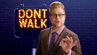 The Real Reason Jaywalking Is A Crime (Adam Ruins Everything)
