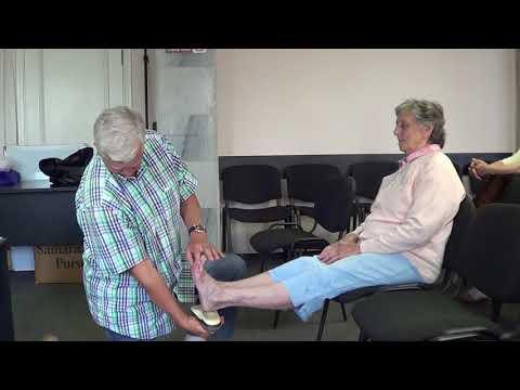 Упражнение для шейного остеохондроза с картинками