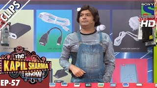 Chappu Opens New Mobile Shop The Kapil Sharma Show–5th Nov 2016