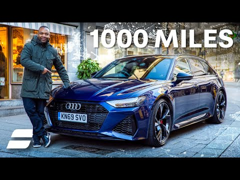 External Review Video vxqWFCOZd_k for Audi RS6 Avant (C8 Type 5G)