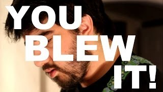 """You Blew It! - """"Match & Tinder"""" Live at Little Elephant (1/3)"""