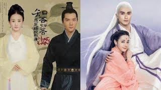 4 bộ phim cổ trang Trung Quốc phát sóng 2019: Bạn chọn Triệu Lệ Dĩnh hay Địch Lệ Nhiệt Ba?