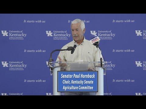 Senator Paul Hornback