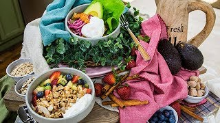 Breakfast Bowls To Jumpstart Your Morning - Home & Family