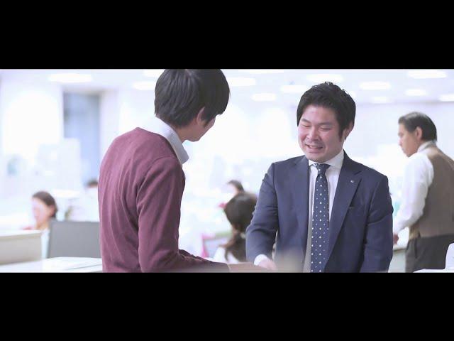 【新卒採用】会社紹介動画【国際紙パルプ商事】