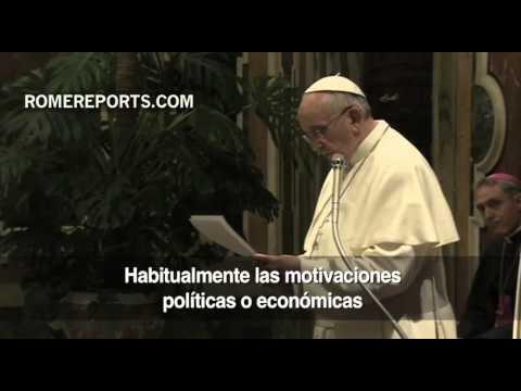 El Papa Francisco sobre el dialogo interreligioso