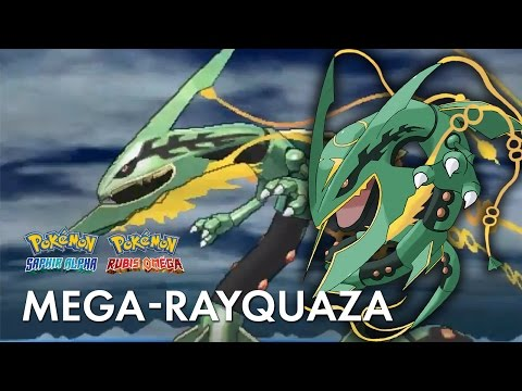 comment trouver rayquaza dans y