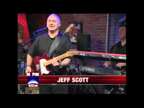 "Jeff Scott on Fox 2 performing ""In California"" 06/03/2012"
