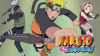 Naruto Shippuden Opening 1   Hero's Come Back!! (HD)
