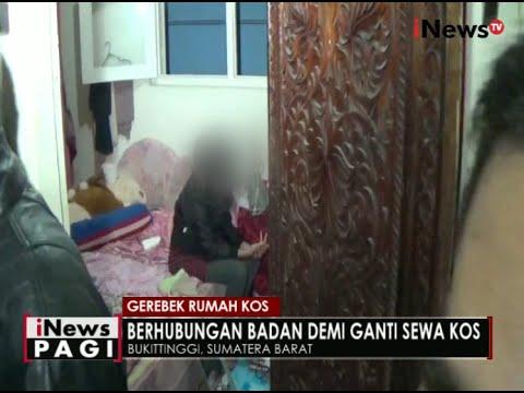 Pemilik kos di Bukittinggi, Sumbar kepergok warga dengan 3 wanita - iNews Pagi 21/09