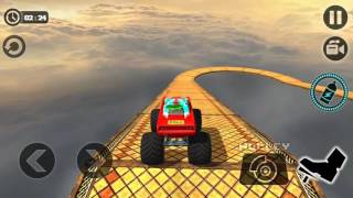 I FAILED Crazy Monster Truck Legends 3D Impossible Car Stunts Games For Kids - Android Gameplay HD