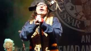 Adam Ant - Vince Taylor (live at the Lighthouse Poole 28.04.2013) HD