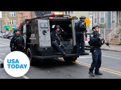 Authorities respond to reports of an active shooter in Jersey City (LIVE) | USA TODAY