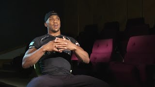 "ANTHONY JOSHUA ""I MIGHT GET ROBBED AGAINST DEONTAY WILDER"""