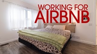 Working for Airbnb - Van Life 133