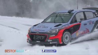 Hyundai Motorsport - Thierry Neuville - 2016 WRC Rallye Monte-Carlo testing - Best-of-RallyLive.com