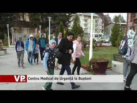 Centru Medical de Urgență la Bușteni