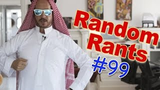 """Going to Saudi Arabia"" - Pauly Shore's Random Rants  99"