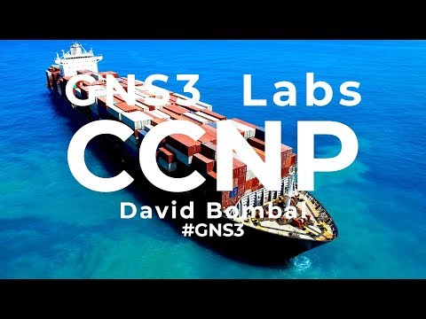 CCNP Large Scale BGP: Route-maps, AS path prepending: GNS3