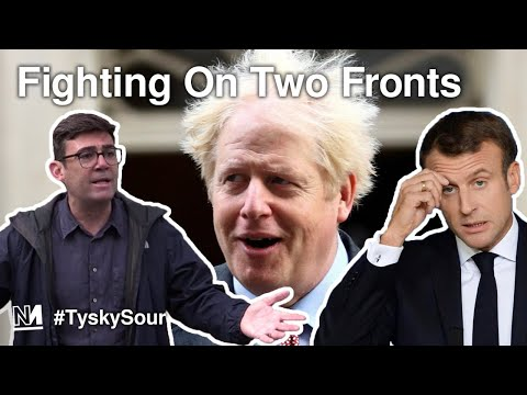 Fighting On Two Fronts   #TyskySour