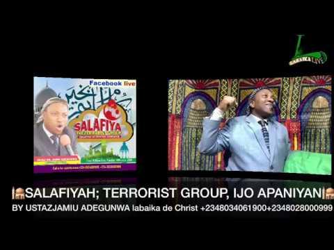 USTAZJAMIU/SALAFIYAH THE TERRORIST GROUP (IJO APANIYAN AFI EMI SOFO)((1))