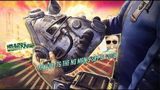 Fallout 76 fans to expect 'spectacular' bugs! Fallout 76 the next no man's sky