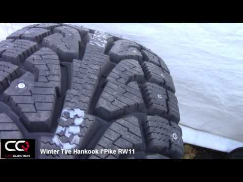 Winter Tire Review: Hankook i*Pike RW11, strong and capable for a truck or a car!