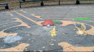 Pokemon Go במציאות רבודה אבל בסגנון אחר