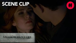 Shadowhunters | Season 2, Episode 9: Madzie Heals Clary | Freeform