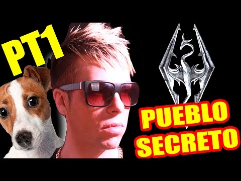 "PUEBLO SECRETO DE SKYRIM | ""BAGA"" 2015"