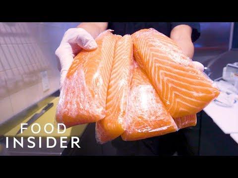 Can a Robot Make Sushi as Good as a Chef?