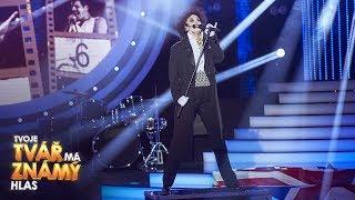 "Aneta Krejčíková jako Freddie Mercury ""Show Must Go On"" | Tvoje tvář má známý hlas"