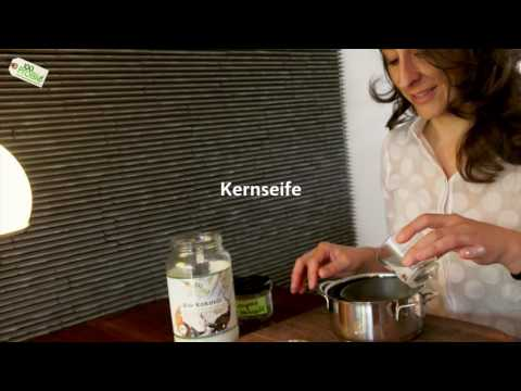 Kokosöl-Shampoo selber machen... Carmen Parrado zeigts