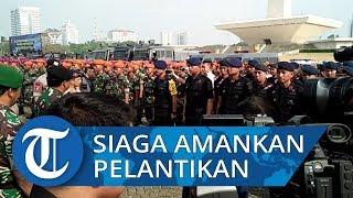30 Ribu Personel Gabungan TNI-Polri Bakal Amankan Pelantikan Presiden