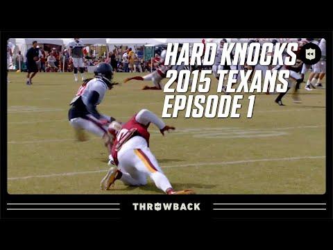 Trash-Talking & Ankle-Breaking!   Texans 2015 Hard Knocks Episode 1