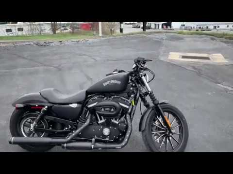 2014 Harley-Davidson Sportster® Iron 883™ in Tyrone, Pennsylvania - Video 1