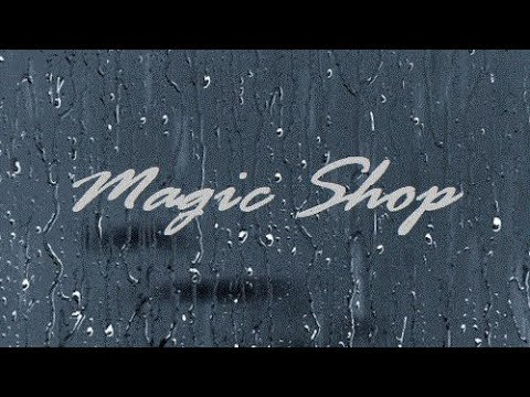 Magic Shop By BTS But It's Raining And You're At The Arena