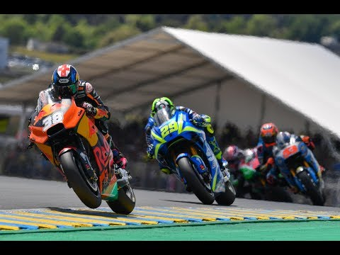 2017 #FrenchGP - KTM in action