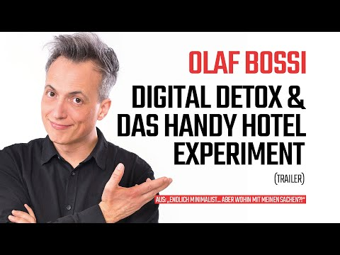 Das Handy Hotel Experiment (Trailer)