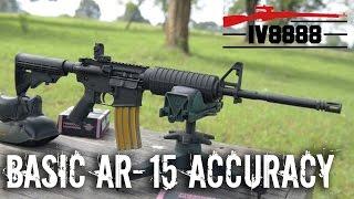 Basic AR-15 Practical Accuracy