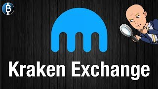 Buy Crypto With Fiat (USD/EURO) - Kraken Exchange Tutorial!