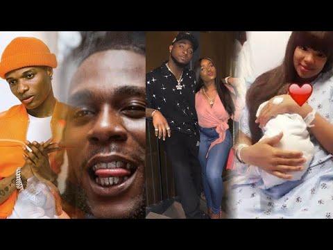 Wizkid Blast Davido,BurnaBoy Over Xènoph0bia Att@ck | Davido Confirmed Chioma Pregnancy B4 Wedding