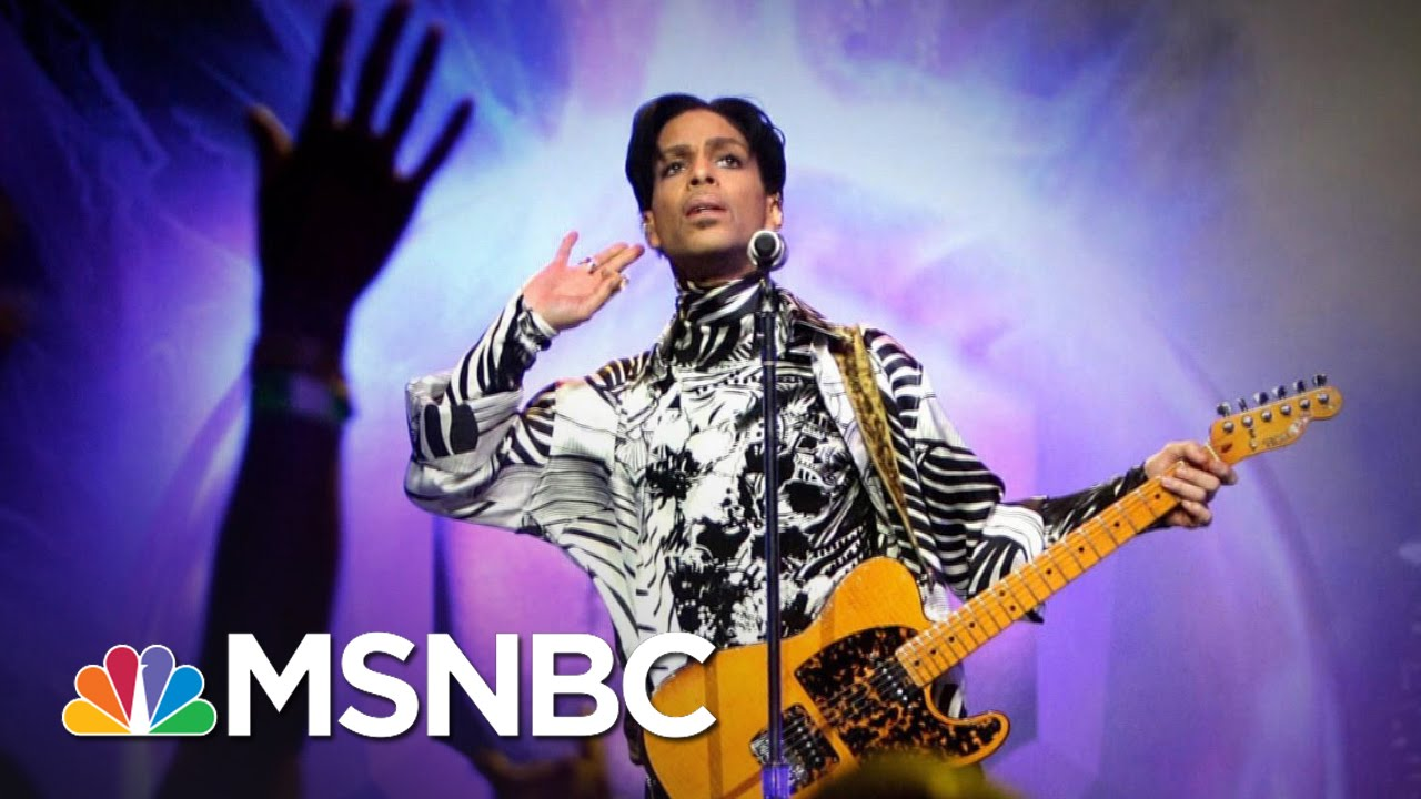 Prince's Overdose Highlights Larger Epidemic | MSNBC thumbnail