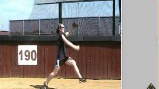 Megan Colleran Planet Fastpitch Recruits Pitcher
