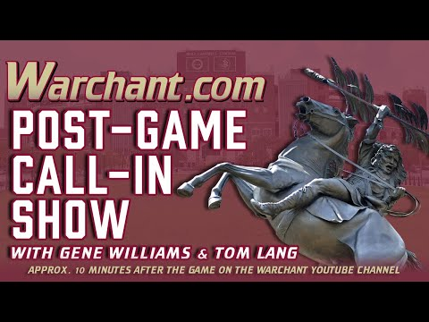Warchant.com post-game football call-in show: Florida State vs. Georgia Tech