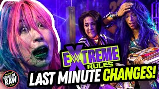 Details On Vince's Last Minute Change At Extreme Rules | Good Brothers Shoot On WWE, AEW | News Beef