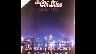 The Chi-Lites - 1972 - A Lonely Man - Full Album