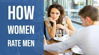 How Women Rate Attractiveness Differently To Men