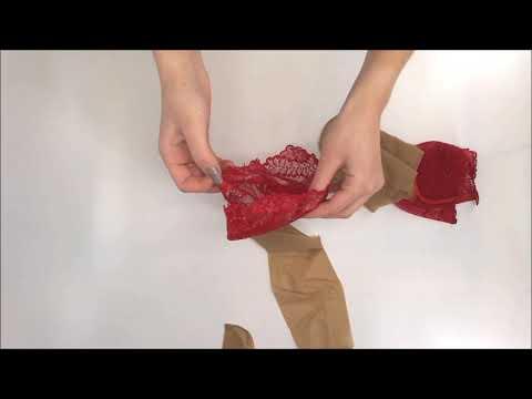 Úžasné punčochy Rosalyne stockings - Obsessive